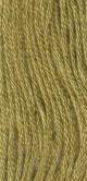 Нитки для вышивания. Мулине х/б 24x8м 0008 Оливковый